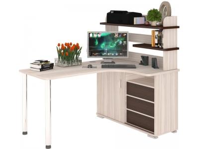 Компьютерный стол СР-145М Домино правый