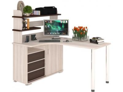 Компьютерный стол СР-145М Домино левый