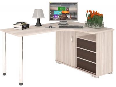 Компьютерный стол СР-165СМ Домино правый