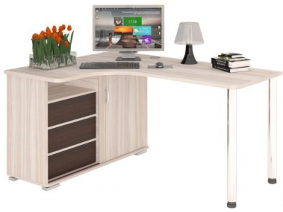 Компьютерный стол СР-165СМ Домино левый