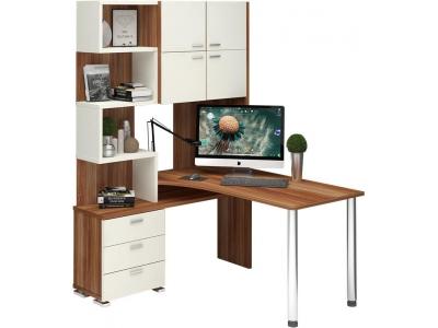 Компьютерный стол СР-500М-160 Латте левый