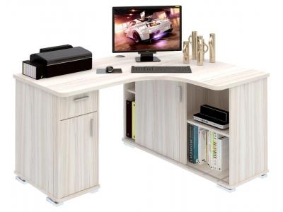Компьютерный стол СР-140М Живой дизайн правый