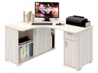 Компьютерный стол СР-160М Живой дизайн левый