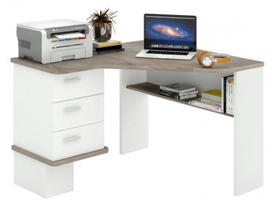 Компьютерный стол СД-45С левый