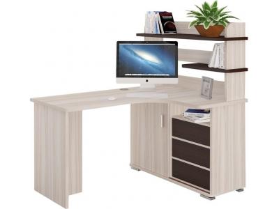 Компьютерный стол СР-145 Домино правый