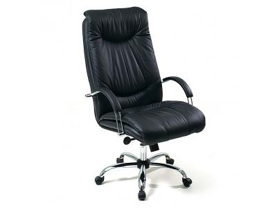 Кресло руководителя  Свинг хром