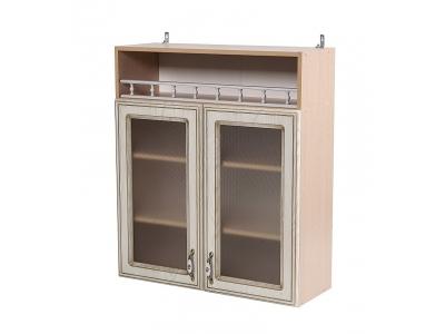 Шкаф навесной ШКН-800В Анжелика