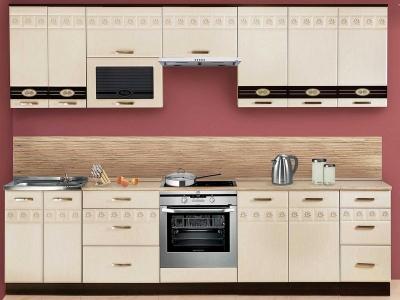Кухня Аврора-10 кухня 11 предметов