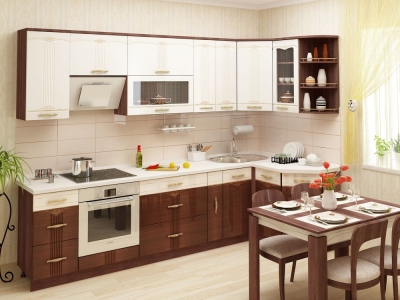 Кухонный гарнитур Каролина 11