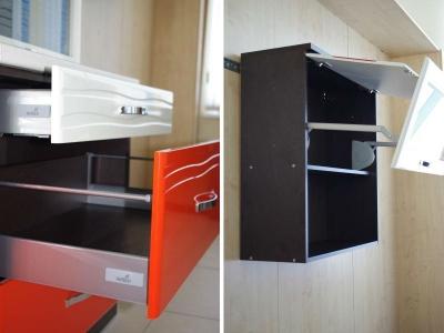 Кухонный гарнитур Оранж 9