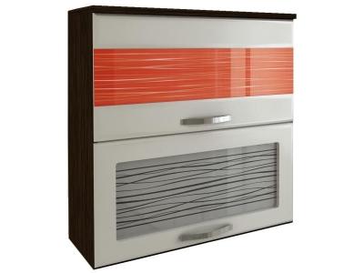 Шкаф-витрина Оранж с плавн. закр. дверей 09.81