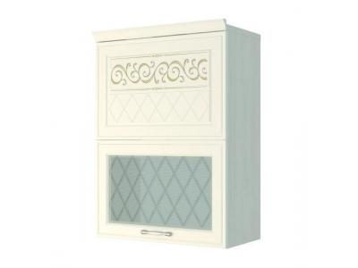 Шкаф-витрина с плавн. закр. дверей Тиффани 19.80