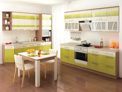 Кухонный гарнитур Тропикана 17
