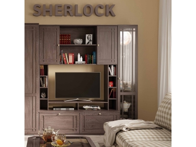 Гостиная Sherlock (ясень анкор)