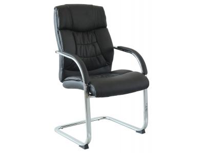 Кресло для посетителей George ML Black