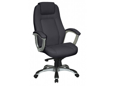 Кресло руководителя Bruny Black