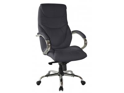 Кресло руководителя Vegard Black