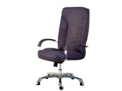 Кресло руководителя  Танго хром