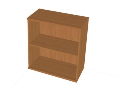 Шкаф 2 секции Альфа 41