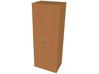 Шкаф для одежды большой Альфа 42