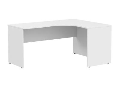Письменный стол СА-4 правый Imago белый