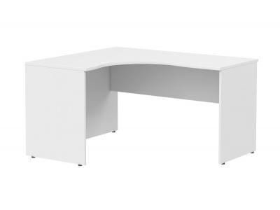 Письменный стол СА-3 левый Imago белый