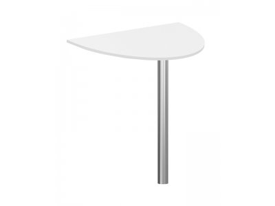 Стол-приставка ПР-6+ВТ-710.1 Imago белый