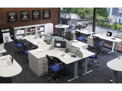 Мебель для персонала Imago белый
