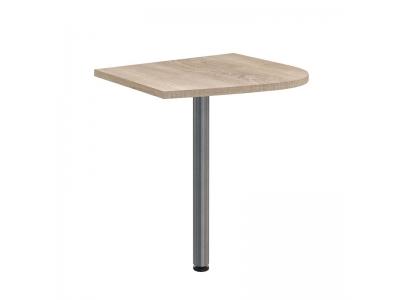 Стол-приставка OKD 64 L Offix New сонома
