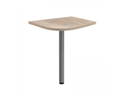 Стол-приставка OKD 64 R Offix New сонома