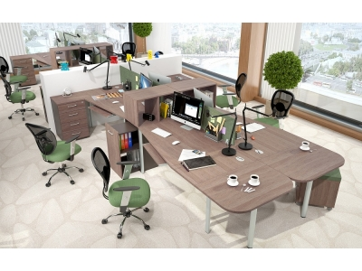Комплект офисной мебели К1 Xten-M