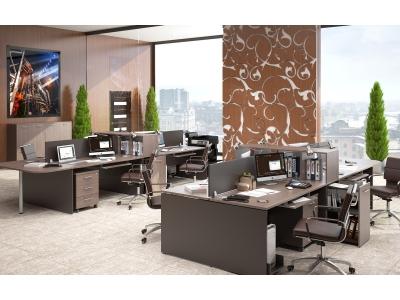 Комплект офисной мебели Xten К2