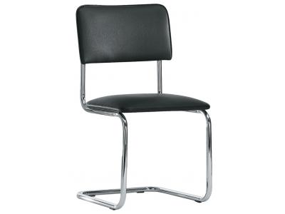 Офисный стул Сильвия хром