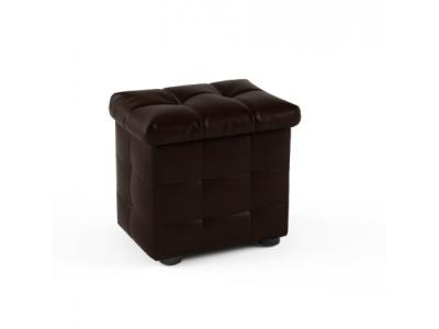 Пуф 168 коричневый