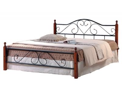 Кровать кованая AT 815 (метал. каркас) + основание 5281