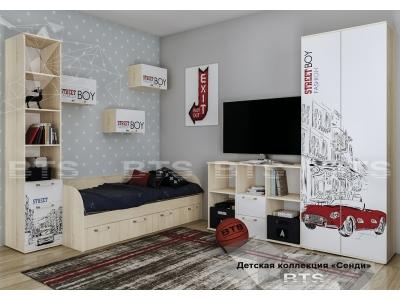 Детская мебель Сенди (BTS)