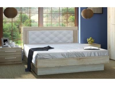 Кровать 2-х спальная с подъемным механизмом 28М