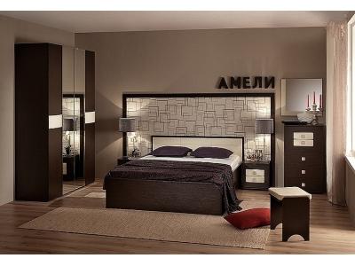 Спальня Амели (композиция 3)