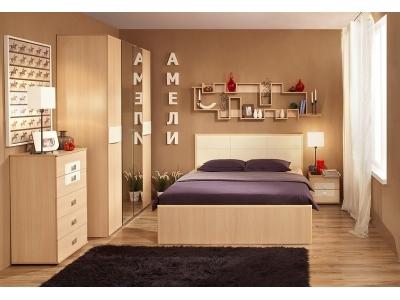 Спальня Амели (композиция 5)