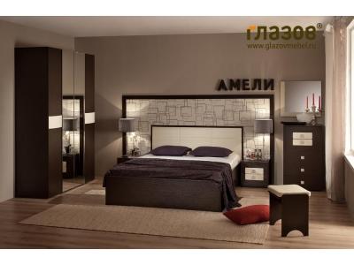 Спальня Амели (композиция 2)