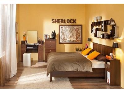 Спальня Sherlock (композиция 2)