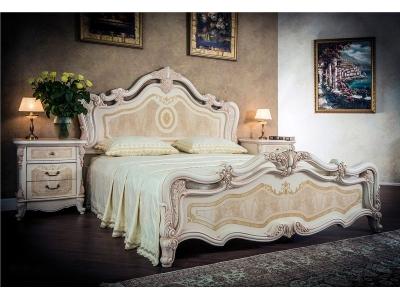Спальный гарнитур Илона (крем)