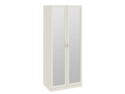 Шкаф для одежды с 2-мя зеркальными дверями СМ-235.07.04 Лючия