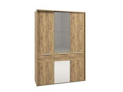Шкаф 3-х дверный с зеркалом 223