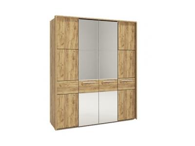 Шкаф 4-х дверный № 224