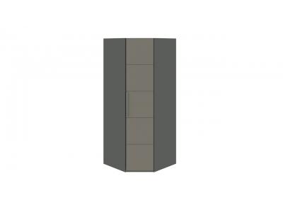 Шкаф угловой с 1-й дверью правый «Наоми» СМ-208.07.06 R