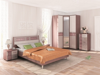 Спальный гарнитур Розали