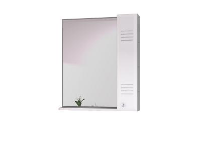 Полка с зеркалом 600 Селена
