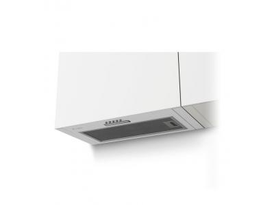 Встраиваемая кухонная вытяжка GS BLOC Light 600 White