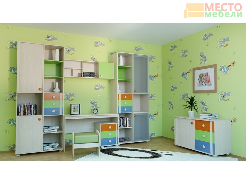 Шкаф для книг № 106 (МДК 4.13)